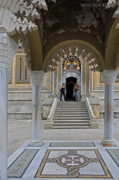 F182 - Curtea de Arges - Manastire - kręcony