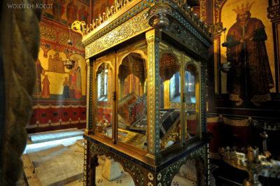 F193 - Curtea de Arges - Manastire - kręcony