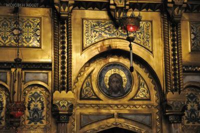 F203 - Curtea de Arges - Manastire - kręcony