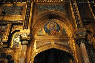 F211 - Curtea de Arges - Manastire - kręcony
