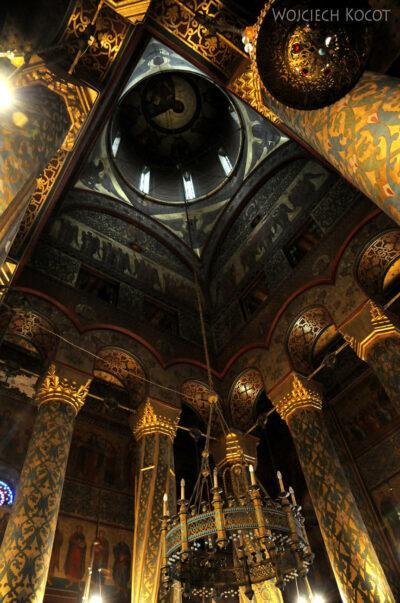F226 - Curtea de Arges - Manastire - kręcony