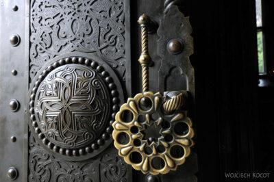 F232 - Curtea de Arges - Manastire - kręcony