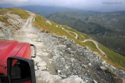 E037 - Transalpiną przezprzełęcze