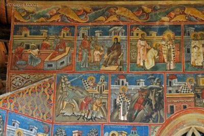 K037 - Manastirea Voronet