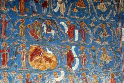 K041 - Manastirea Voronet