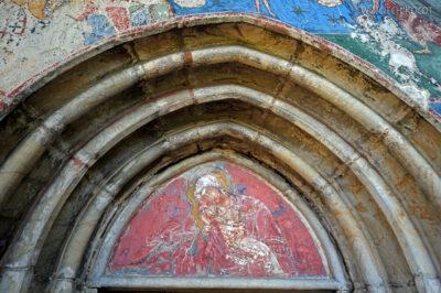 K154 - Manastirea Humorului