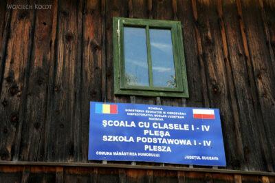 K191 - Plesza - polska wieś