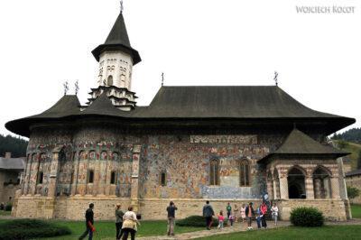 M018 - Manastirea Suceavita