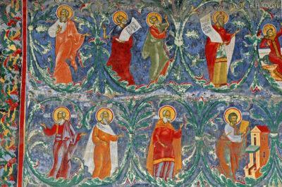 M032 - Manastirea Suceavita