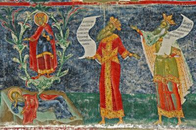 M034 - Manastirea Suceavita