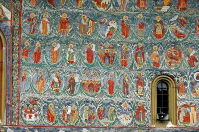 M036 - Manastirea Suceavita