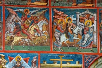 M110 - Manastirea Vatra Moldovitei