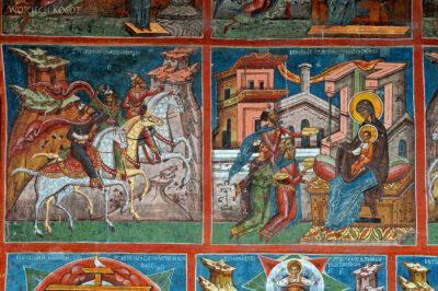 M111 - Manastirea Vatra Moldovitei