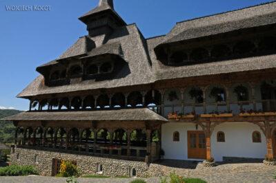 N111 - Barsana - Nowy Zespół klasztorny