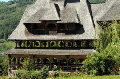N117 - Barsana - Nowy Zespół klasztorny