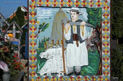 N245 - Wesoły cmentarz