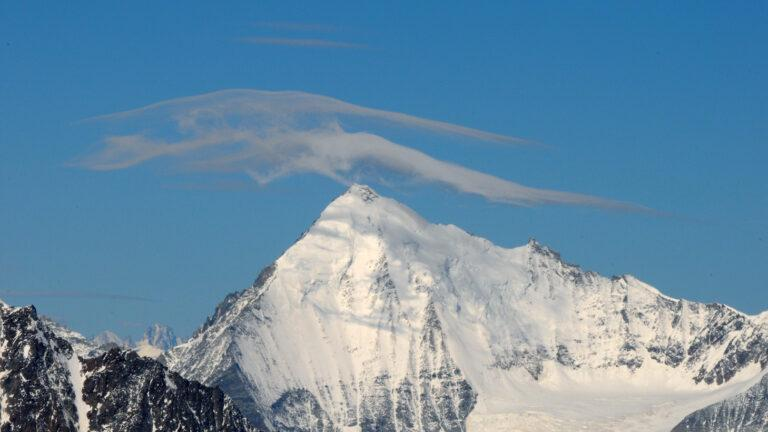 3060 - Weisshorn w chmurze