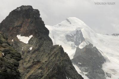 6040 - Widok wstronę Allalinhorn