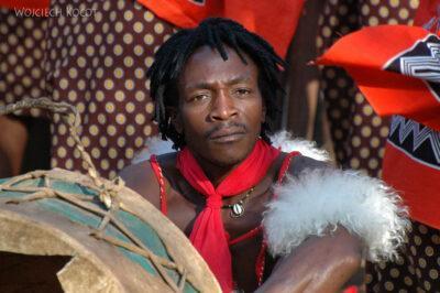 SA06146-Wioska Swazi-taniec iportrety