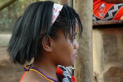 SA06172-Wioska Swazi-taniec iportrety