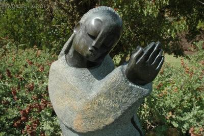 SA27165-Ogr.Bot - Kamienne Rzeźby