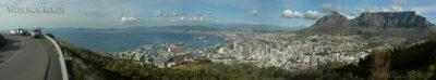 SA28100-Cape Town - Panorama zSignal Hill
