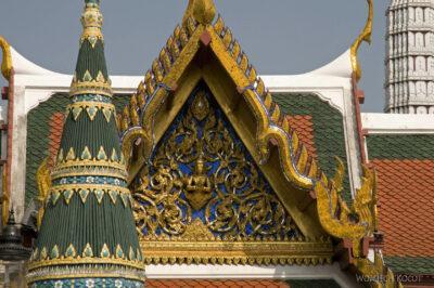 1T2064-Zespół Świątynny Wat Pra Kaeo