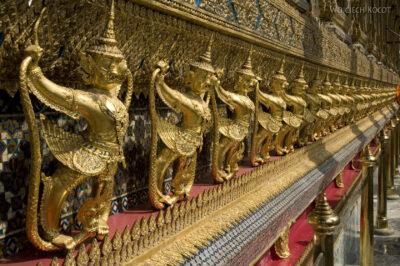 1T2075-Zespół Świątynny Wat Pra Kaeo