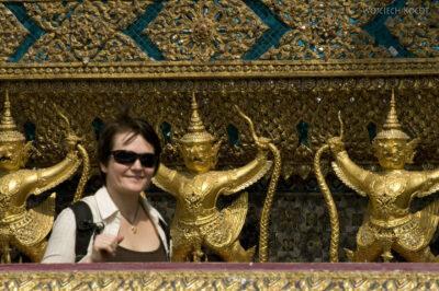 1T2077-Zespół Świątynny Wat Pra Kaeo