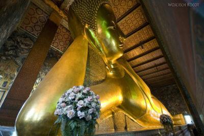 Leżący Budda wWat Po