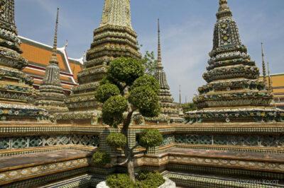 Na terenie Wat Po