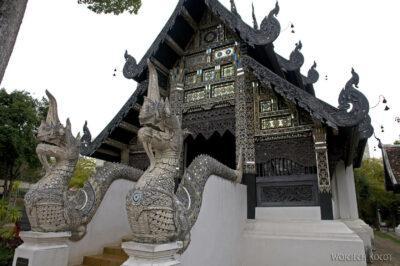 1T3100-Świątynia obok Wat Chedi Luan