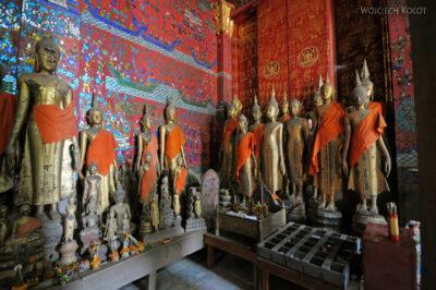 2L2070-Wat Xieng Thong - Bud.z Rydwanem Pogrzebowym