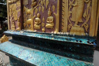 2L2092-Wat Xieng Thong -Bud. zpodnoszonym Buddą