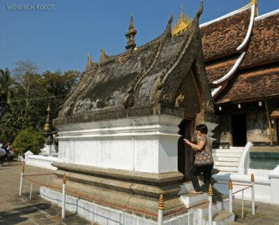 2L2097-Wat Xieng Thong -Bud. Mały