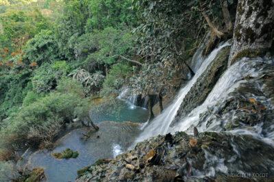 2L2161-Wodospady Kwang Xi