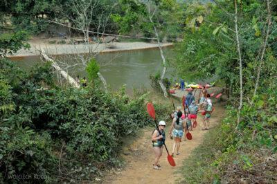 2L3056-Spływ kajakowy rzeką Nam Po
