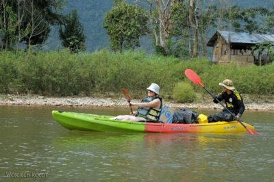 2L3062-Spływ kajakowy rzeką Nam Po
