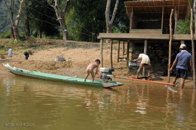 2L3087-Spływ kajakowy rzeką Nam Po