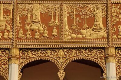 2L4023-Świątynia obok Phra That Luang