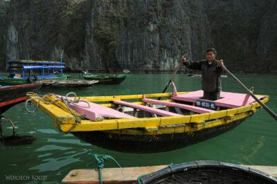 3W2135-Plecioną łódką dogrot