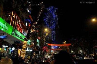 3W3003-Centrum Hanoi nocą