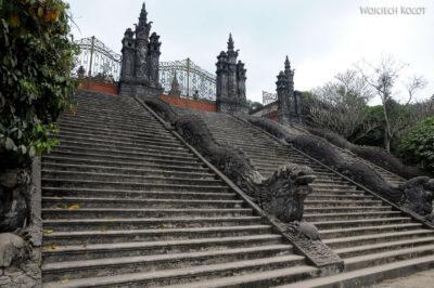 3W4119-Hue - Grobowiec Khai Dinh