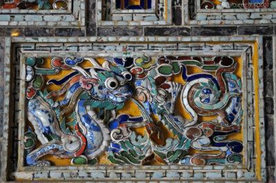 3W4148-Hue - Grobowiec Khai Dinh