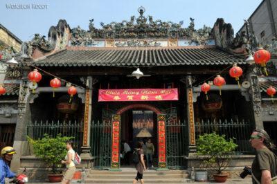 3W7181-Sajgon - Pagoda Thien Hau