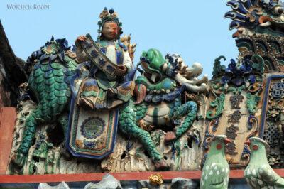 3W7185-Sajgon - Pagoda Thien Hau