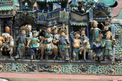 3W7188-Sajgon - Pagoda Thien Hau