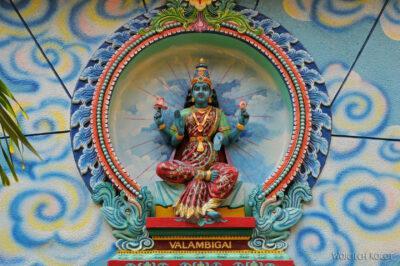 3W7228-Sajgon - Świątynia Hinduistyczna