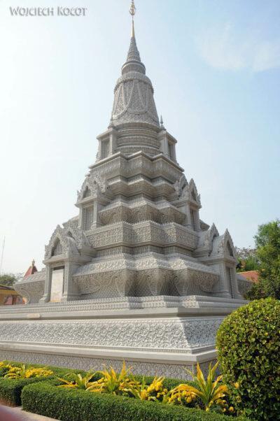 4K1042-Stupa Króla iKrólowej Kossomak
