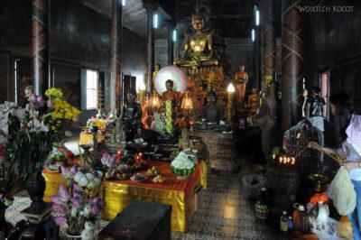 4K1103-Świątynia Wat Nom - wnętrze